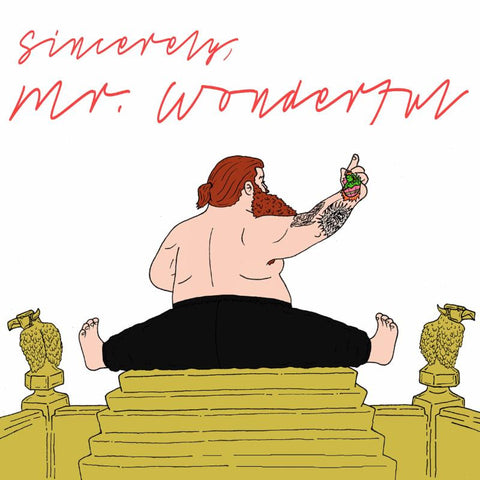 Action Bronson - Mr Wonderful