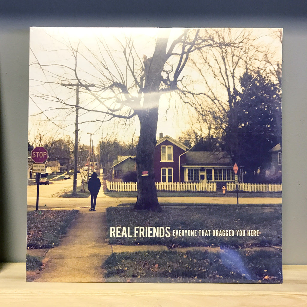 Real Friends - Everyone Who Dragged You Here