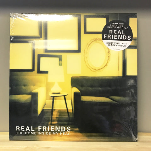 Real Friends - The House In My Head