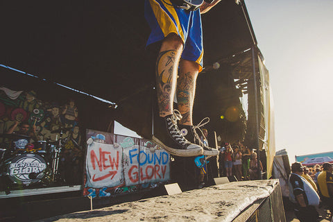 Jered Scott - New Found Glory