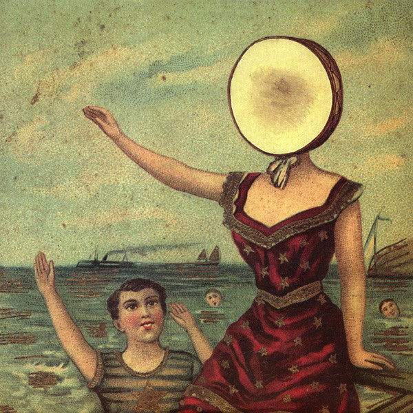 Neutral Milk Hotel, In The Airplane Over The Sea