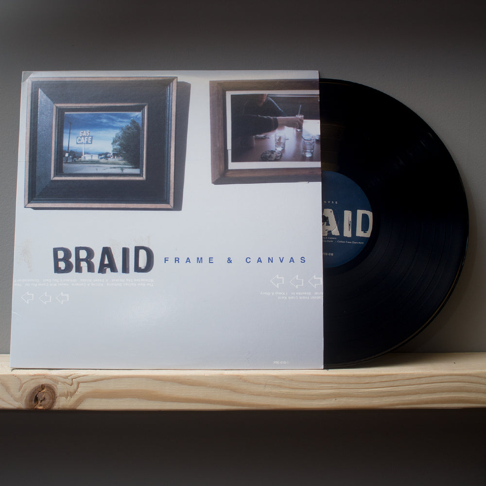 Braid - Frame & Canvas
