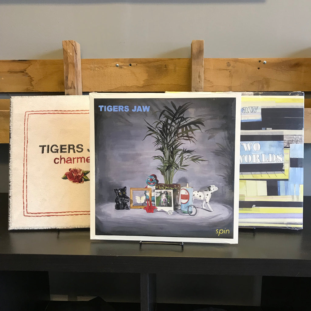 Tigers Jaw 3 LP Bundle