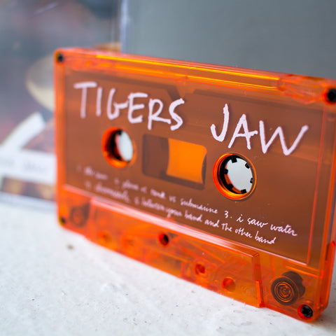 Tigers Jaw, Self Titled Cassette Tape