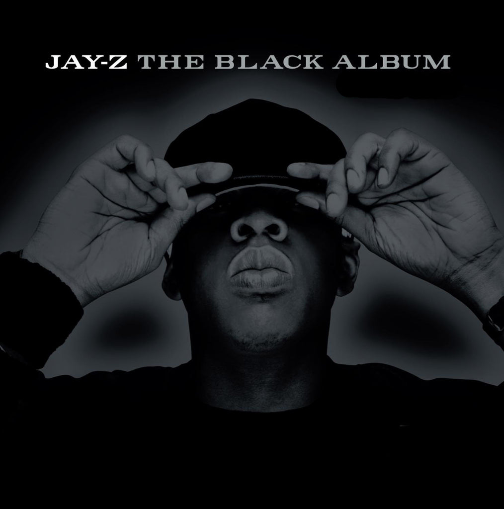 Jay z black album vinyl wax bodega