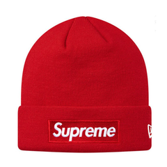 Supreme New Era Box Logo Beanie