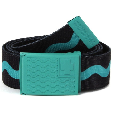 Pink Dolphin Flag Belt