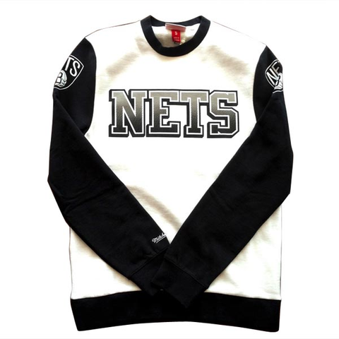 Mitchell & Ness Retro Crewneck