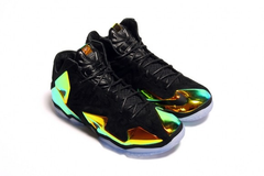 Nike Lebron 11 Kings Crown, Blk, 8