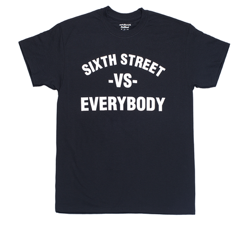 Clearport Sixth Street vs Everybody Tee