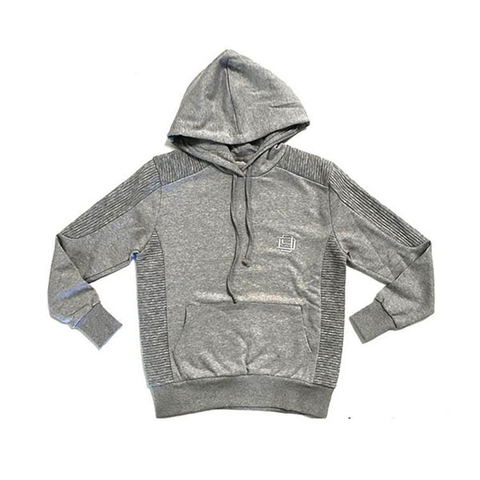 D9 Premium Pleated Hoody