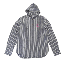 Billionaire Boys Club Coachella Hoodie Peacoat-Gry-XL