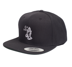 Clearport Praying Hands Snapback