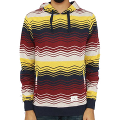 Play Cloths Southern Sunset Pullover, multi, M