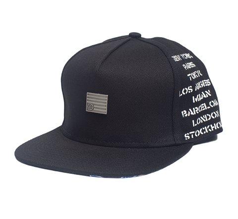 Civil Rebel Snapback