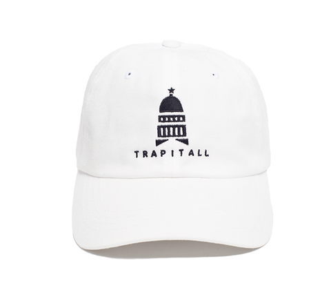 Broke But Rich Trap It All Dad Hats