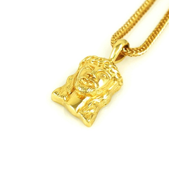 Veritas Nazareth Necklace Gold
