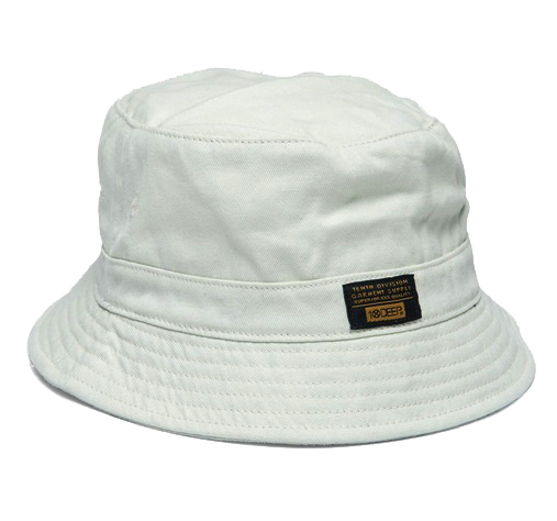 10 Deep H14 Thompson Bucket Hat, Natural Heather, L/XL