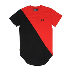 D9 Reserve Elongated Color Block Tee