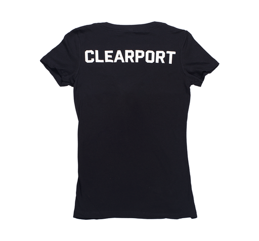 Clearport V Neck Woman Tee