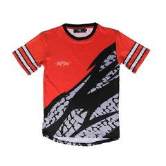 Filthy Dripped Art & Sew Jordan Spizike Son of Mars Tee