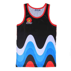 Filthy Dripped Energizer Waves Tank