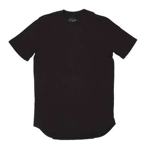 D9 Reserve Basic Elongated Double Scoop Tee