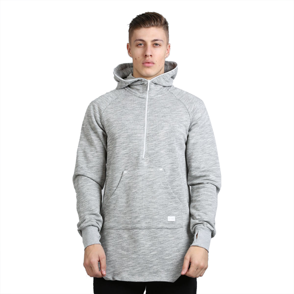 King Apparel Aesthetic Longline Hoodie