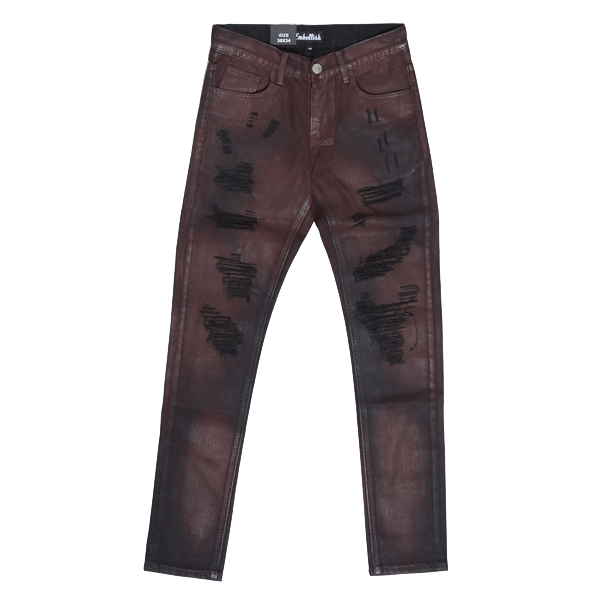 Embellish Swinger Ripped Denim
