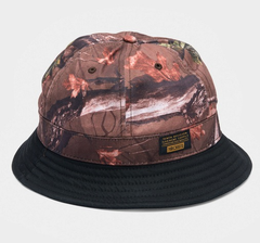 10 Deep H14 High-Low Fisherman Hat , Hunting Camo, L/XL
