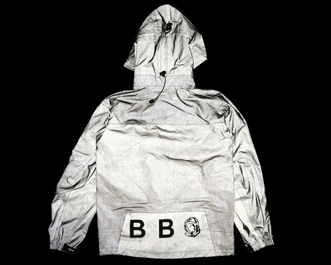 Billionaire Boys Club Ghost Reflective Tech Jacket