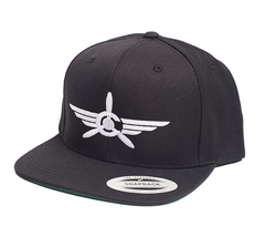 Clearport Snapback