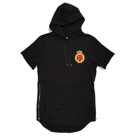 D9 Reserve Family Crest S/S Hoody