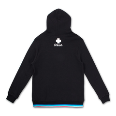 Pink Dolphin Promo Cube Hoodie