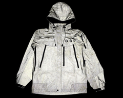 Billionaire Boys Club Ghost Reflective Tech Jacket, Blk, S