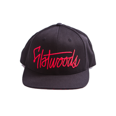 Flatwoods Road Warrior/Blue Blazer Snapback