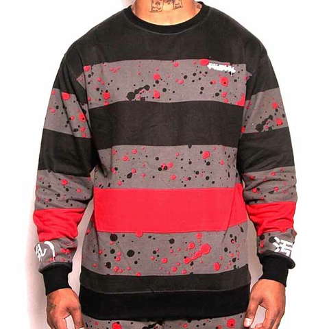 Filthy Dripped Big Apple Crewneck