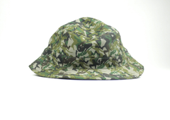 GrindHouse Camo Girl Bucket Hat, Grn, Bucket Hat