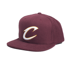 Mitchell & Ness Snapback Cleveland Cavaliers