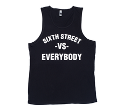 Clearport Sixth Street vs Everybody Tank