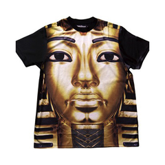 D9 King Pharaoh Tee, Blk, S