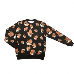 D9 Tokey Westwood Allover Crewneck