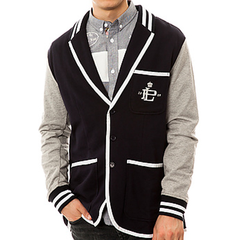 Privileged Life Blazer Black