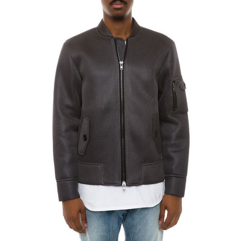 Seize & Desist Destroyer Bomber Jacket