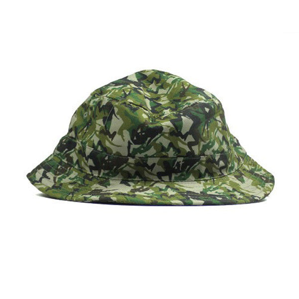 GrindHouse Camo Girl Bucket Hat