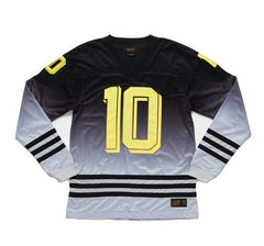 10 Deep Baziks Jersey L/S Tee
