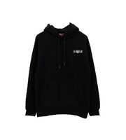 3M Style Boutique - Black Hooded Sweatshirt