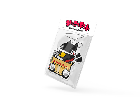 Box Cat 「 GO! 」 - Air Freshener