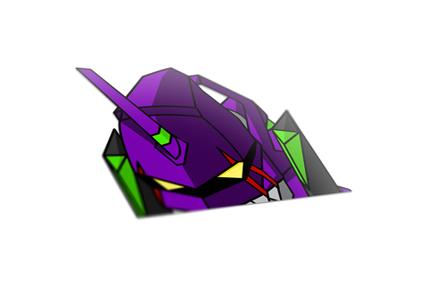 Peeking Eva UNIT 01