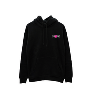 Gradient Style Boutique - Black Hooded Sweatshirt